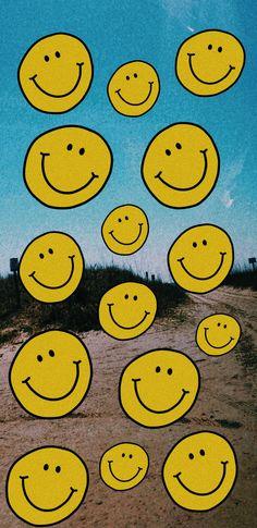 Iphone Wallpaper Bright, Smile Wallpaper, Hippie Wallpaper, Funny Phone Wallpaper, Trippy Wallpaper, Iphone Wallpaper Tumblr Aesthetic, Pastel Wallpaper, Cute Wallpaper Backgrounds, Wallpaper Pictures