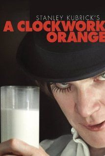 A Clockwork Orange (1971). In future Britain, charismatic delinquent Alex DeLarge is jailed and volunteers for an experimental aversion therapy developed by the government in an effort to solve society's crime problem... but not all goes to plan.