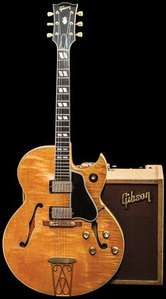 When Gibson Put the on a Diet Fender Telecaster, Archtop Guitar, Jazz Guitar, Music Guitar, Art Music, Gibson Guitars, Fender Guitars, Eric Clapton, Real Madrid Images