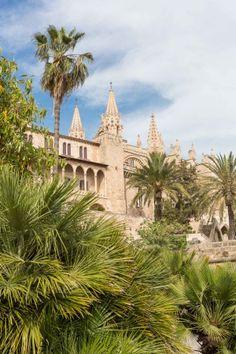 Impressions of Palma, Mallorca, Spain - Palma de Mallorca, Spanien – Eindrücke und Kathedrale - #Palma #Mallorca #Spain