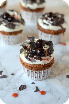 Paprikas – Blog culinaire et recettes de cuisine par Nadia Paprikas Muffins, Biscuits, Banoffee, Cupcakes, Polenta, Food Truck, Coffee Shop, Cheesecake, Dessert Recipes