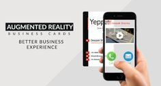 The business card is that card which gives brief information of a company or an individual. But as the technology changes what happens if a card gives complete information about a company and an individual card will work as his CV and it possible by augmented reality cards.