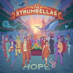 Do you know what the world was missing before this album came along? A dark Canadian folk-inspired marching band leading a whimsical funeral procession of crazies with some alternative musical magic. The world needs this. We just didn't know it until Simon and Co. came along.