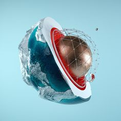 Daily Renders #09 on Behance