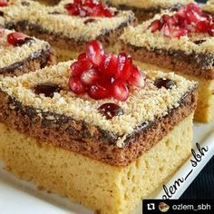Kış keki Tiramisu, Brownies, Turkish Recipes, Ethnic Recipes, Pudding Cake, Beautiful Cakes, French Toast, Cheesecake, Cake Recipes