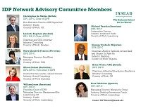 INSEAD- IDPN Committee member at INSEAD Corporate Governance Initiative