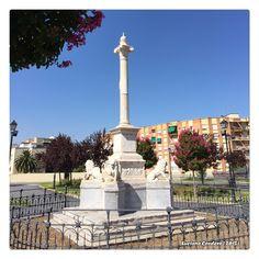 Monumento al General Menacho. Badajoz