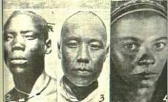 "'Chinese Scientist Proves the first inhabitants of China were Black'        According to Dr. Jin Li: ""There is evidence of substantial populations of Blacks in early China. Archaeological studies have located a black substratum in the earliest periods of Chinese history, and reports of major kingdom ruled by Blacks are frequently in Chinese documents.  ""  Li was asked how he as a Chinese felt about what he found. He said ""after I saw the evidence generated in my laboratory. I think we should…"