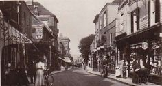 High Street, Hythe, Kent. c.1913