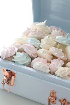 """Meringue is a sweet and super yummy treat made from egg whites and sugar, and sometimes with added flavourings. Some people may know meringues as """"the forgotten cookies"""". But how do you get ..."""