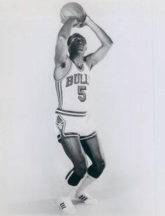Chicago Bulls - Flynn Robinson : 1967-1968
