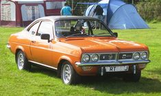 1972 - 1973 Vauxhall Firenza Classic Vauxhall cars & hard to find parts in USA, Europe, Canada & Australia. Also tech specs & photos of Vauxhall cars manufactured from 1937 to 1984 Retro Cars, Vintage Cars, Auto Vintage, Vauxhall Motors, Classic Cars British, British Car, British Sports, Automobile, Ferrari