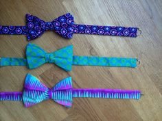 Artisara vegan bow ties, 100% cotton, made in Europe, ship worldwide. www.artisara.com