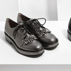 Embellished Brogues | CHARLES & KEITH