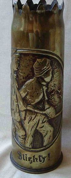 Trench art - Wikipedia, the free encyclopedia