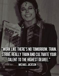Michael Jackson is my inspiration as a teenager Mj Quotes, Life Quotes, Inspirational Quotes, Hard Quotes, Qoutes, Motivational, Jackson Family, Jackson 5, Michael Jackson Funny