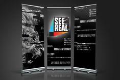 Brand book for SeeReal Brand Book, Desktop Screenshot, Branding, Books, Libros, Book, Brand Identity, Branding Design, Book Illustrations