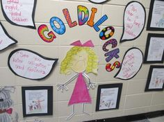 Fairy Tales Unit - Goldilocks---quotes