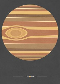 Jupiter Planeta, Solar System Poster, Star Constellations, Blog Pictures, What To Draw, Minimal Poster, Poster Series, Sculpture, Vintage Art