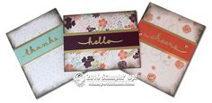 VIDEO: February Stampin Up Paper Pumpkin Reveal, 6 Alternate Projects & Giveaway | Stampin Up Demonstrator - Tami White . Hello Sunshine Paper Pumpkin card kit.