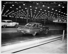 Chicago indoor drag racing