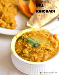 dal khichadi recipe| restaurant style dal khichdi recipe - Curry Nation