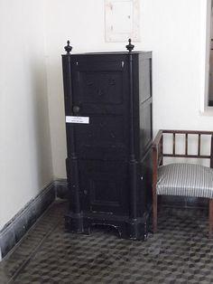 Osmar do Prado e Silva (Pu3yka) Pelotas - Bairros - Areal - Museu da Baronesa Lockers, Locker Storage, Cabinet, Furniture, Home Decor, Museum, Clothes Stand, Closet, Closets