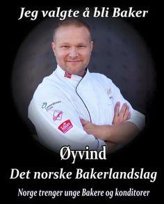 Vi trenger flere bakere i Norge