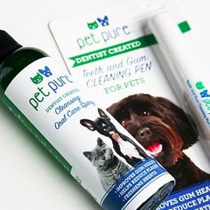 In honor of #nationalpetday give your loving pet the gift of healthier gums and fresher breath! Did you know that gingival disease is one of the leading health issues amongst pets? Our pet products are packed with vitamin C  and other natural ingredients designed to reduce gum inflammation and improve overall #gumhealth ! You love your pets so make sure to add years to their life and keep them extra healthy!  by dr_brite Our Teeth Whitening Page…
