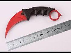 Resultado de imagen para plantillas de cuchillos karambit