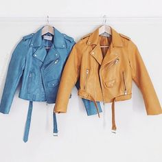 Forever Yours Betty - Zara Leather Jackets