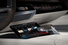 Audi prologue concept interior