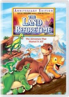 Movies The Land Before Time - 1988