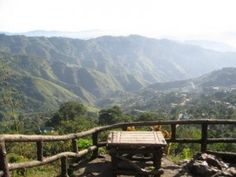 Mines View, Baguio, Philippines....a beautiful getaway filled with pine trees, mountains and delicious strawberries. A wonderful surprise in a very tropical country.