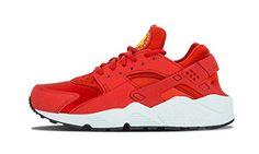 Nike Air Hurache Run Womens Shoes CinnabarLaser OrangeFiberglassBlack 634835600 6 BM US *** You can get additional details at the image link.