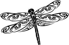dragonfly clip art black and white | Dragonfly Clipart Black And White Dragonfly. download comp image