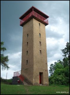 Milenka u Rudky u Kunštátu Nightclub Design, Lookout Tower, Praha, Laundry Hacks, Slovenia, Czech Republic, Towers, Hungary, Croatia