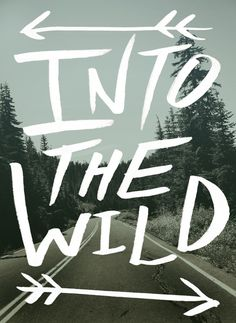 Artehouse LLC Into the Wild Photographic Print Multi-Piece Image on Wood Into The Wild, Woodstock, Graphisches Design, Layout Design, Graphic Design, Wild And Free, Adventure Is Out There, Travel Quotes, Hiking Quotes