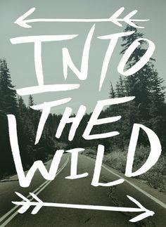 Into the Wild II Art Print