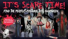 Halloween Fancy Dress Costumes and Accessories