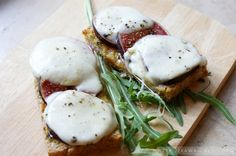 fig toasts recipe (by kawaii-blog)