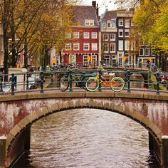Lost In Canalville  Amsterdam, The Netherlands