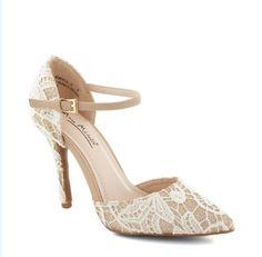10 Retro Wedding Shoes