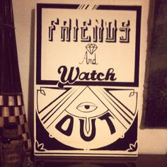 FRIENDS AND WATCH OUT! http://www.pinterest.com/craftare/crafts/