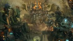 new Steampunk Wallpapers 1920x1080