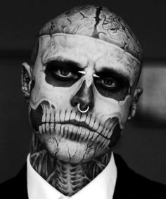 Image result for full body tattoo suit costume