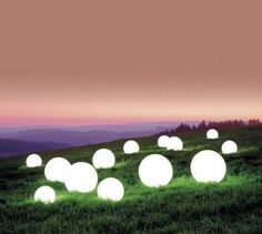 Mooie tuinverlichting, heet Moonlight