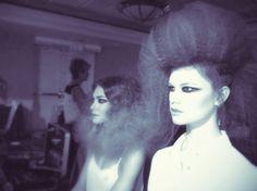 2012 Mirror Awards, hair by Fernando Cellini Hair Salon.
