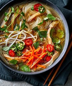 Get the recipe for Instant Pot Chicken Pho.