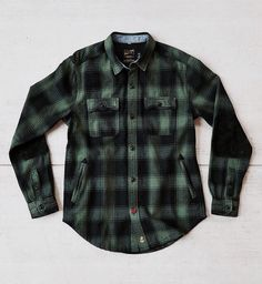 Jade wearing Beck's shirts